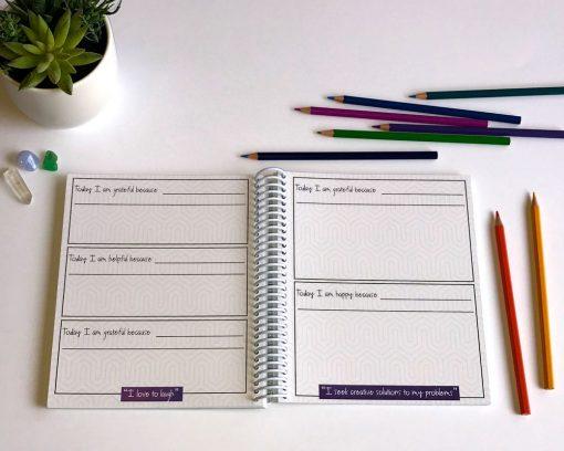 gratitude journal for children