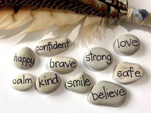 positive pebbles